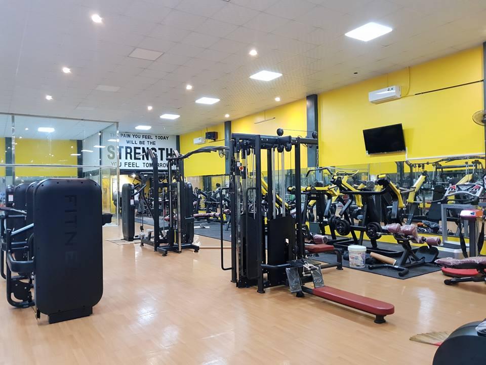 Dịch vụ sửa hành máy chạy bộ, máy tập Gym