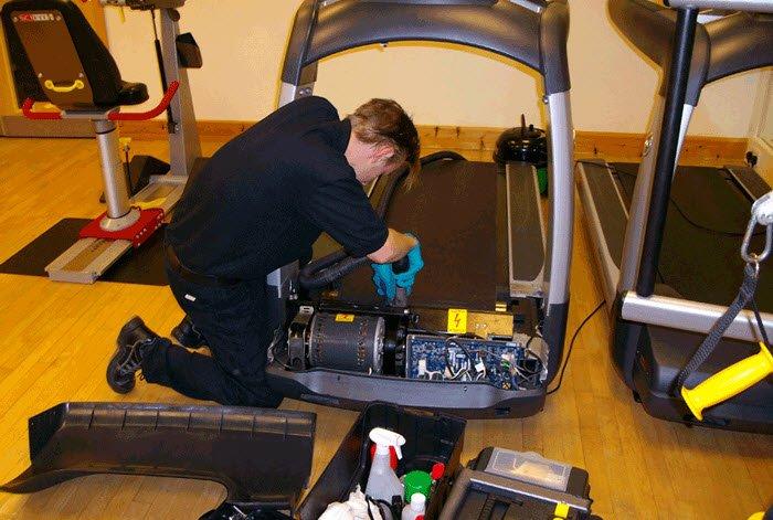 Dịch vụ sửa chữa máy tập GYM tại nhà giá rẻ