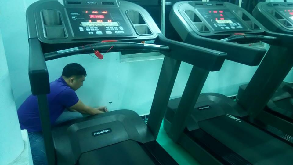 Sửa máy tập Gym tại TPHCM uy tín chất lượng
