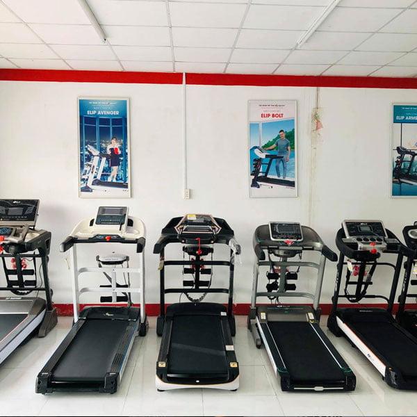 Dịch vụ sửa máy tập Gym tại điện tử An Khang