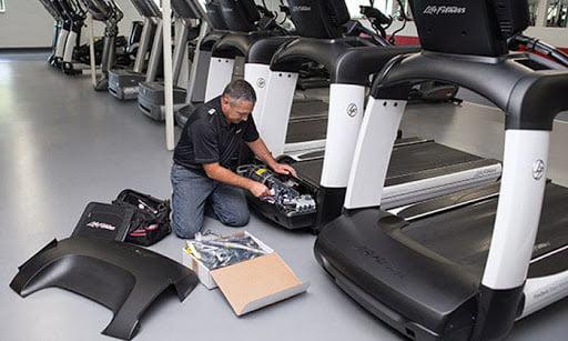 Sửa máy tập gym nhanh chóng chất lượng hiện nay